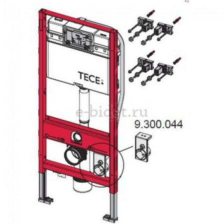 Инсталляция Tece (9.300.044) для подвесных унитазов TOTO Neorest