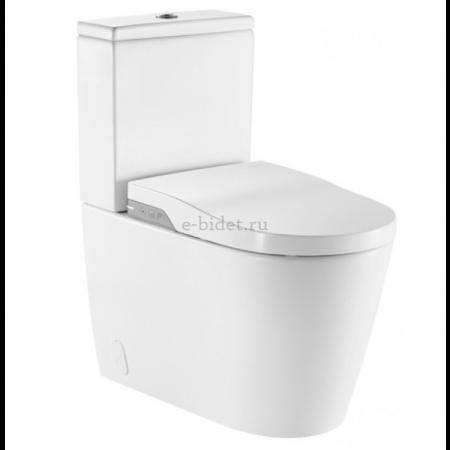 Электронный напольный безободковый унитаз-биде Roca Inspira In-Wash (803060001)