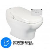 Электронный унитаз-биде SensPa Tankless TCB-080sA (Круглая керамика)
