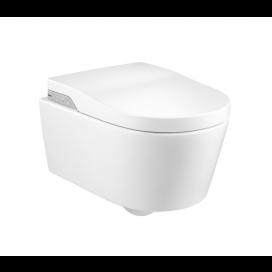 Электронный подвесной безободковый унитаз-биде Roca Inspira In-Wash (803060001)