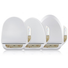 Электронная крышка биде SensPa JK-900 (WS/WL/WU) - новая модель!