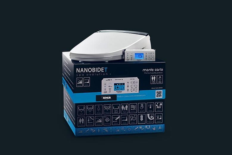 Nanobidet Monte Carlo Нанобиде Монтекарло